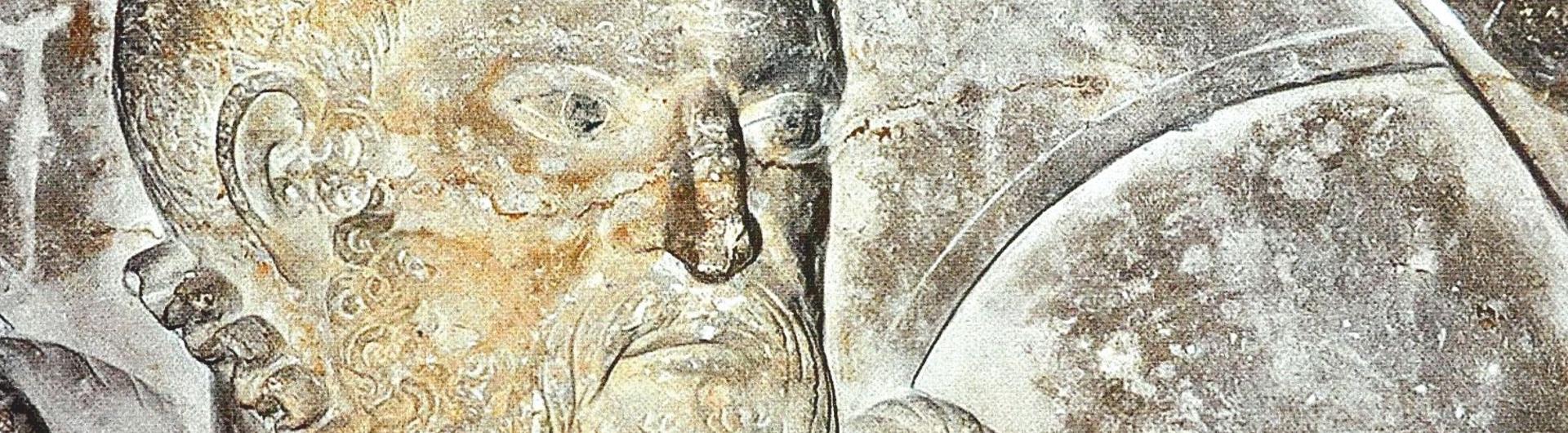 Grabplatte Philipps I. Herzog zu Braunschweig-Grubenhagen